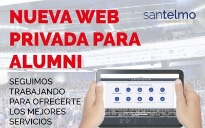 Desarrollo de la nueva web privada para San Telmo Business School