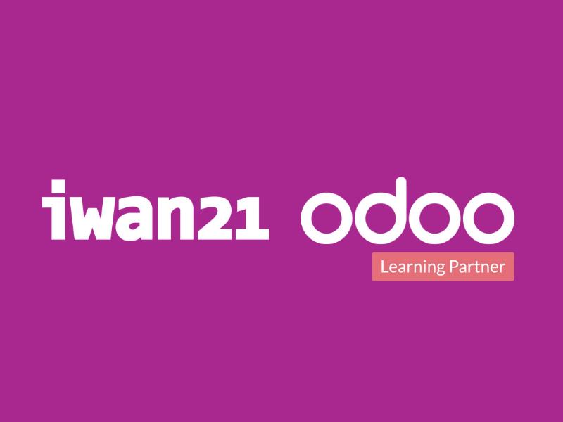 Iwan21 se convierte en Learning Partner de Odoo